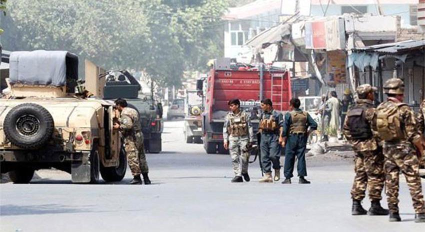Photo of افغانستان میں فوجی اڈے پر حملے میں 25 اہلکار ہلاک