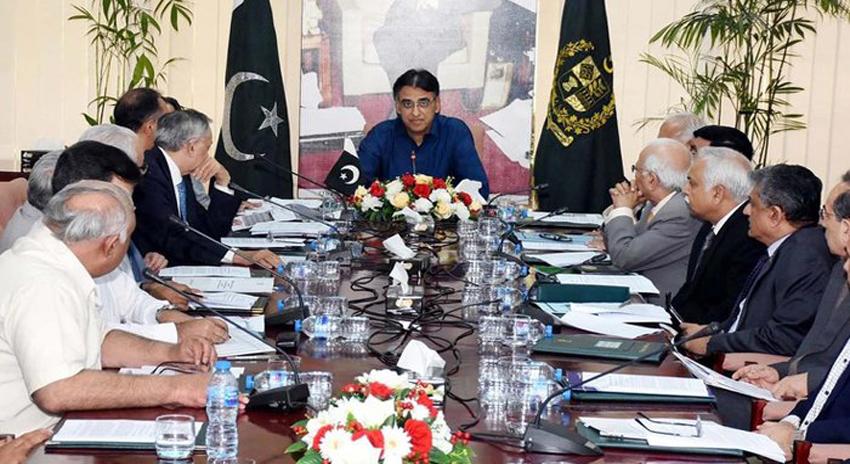Photo of اقتصادی رابطہ کمیٹی کا اجلاس: سردیوں میں گیس لوڈشیڈنگ نہ کرنے کا فیصلہ