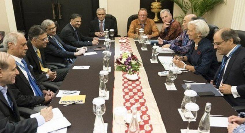 Photo of آئی ایم ایف کے وفد سے وزارت خزانہ کے مذاکرات کا پہلا دور ختم