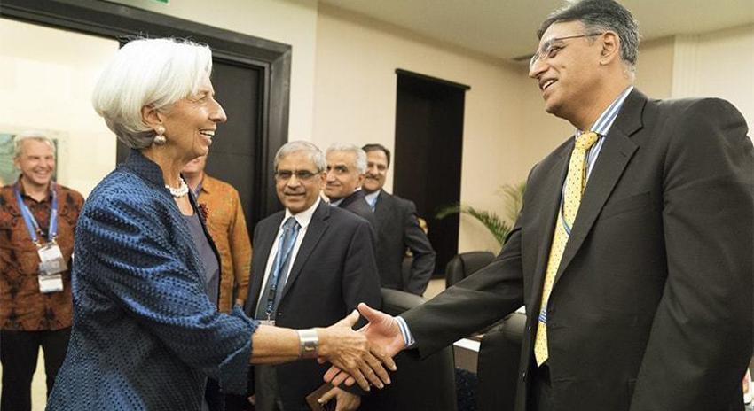 Photo of بیل آؤٹ پیکج پر حکومت اور آئی ایم ایف کی گفتگو بے نتیجہ ختم