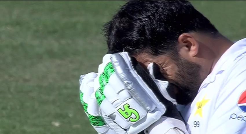 Photo of ابوظہبی ٹیسٹ: پاکستان کو سنسنی خیز مقابلے کے بعد 4 رنز سے شکست