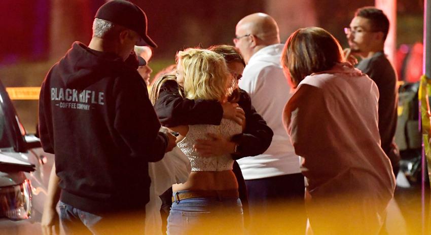Photo of امریکا: کیلیفورنیا کے شراب خانے میں فائرنگ، 12 افراد ہلاک