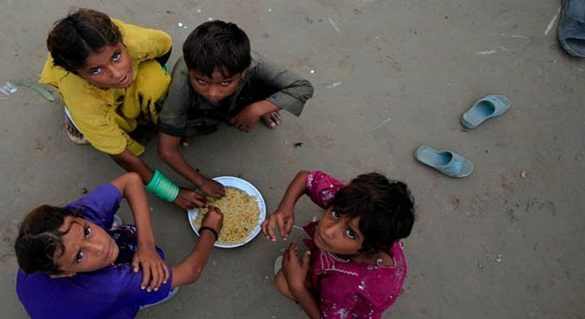 Photo of پاکستان میں صرف 4 فیصد بچوں کو قابلِ قبول غذا میسر