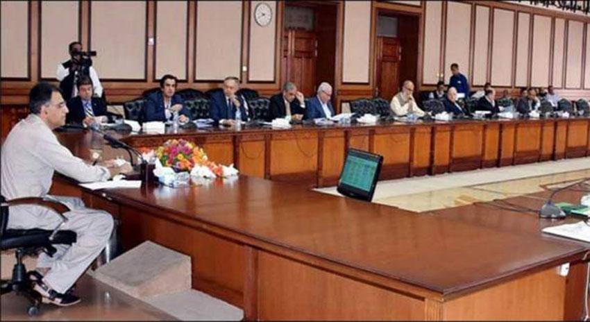 Photo of اقتصادی رابطہ کمیٹی کا اجلاس،سٹیل ملازمین کیلئے تنخواہیں جاری کرنے کی منظوری