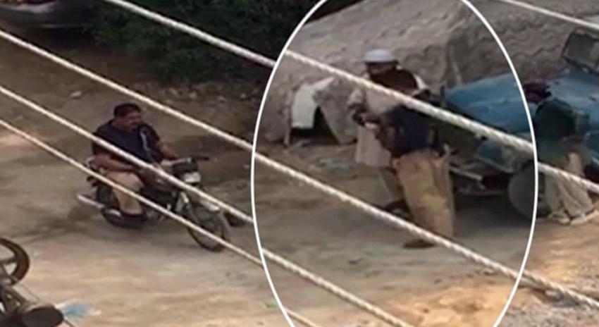 Photo of کراچی پولیس چیف کا اہلکاروں کی بھتہ لینے کی ویڈیو سامنے آنے پر نوٹس