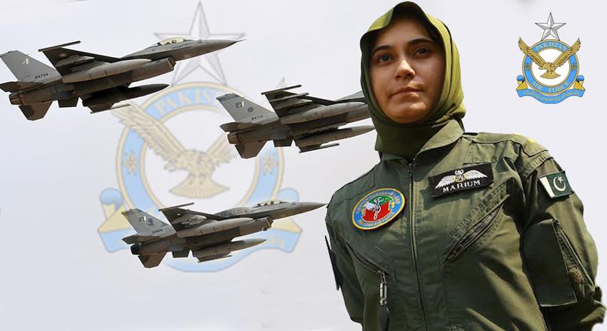 Photo of پاک فضائیہ کی پہلی شہید خاتون پائلٹ مریم مختیار کی تیسری برسی