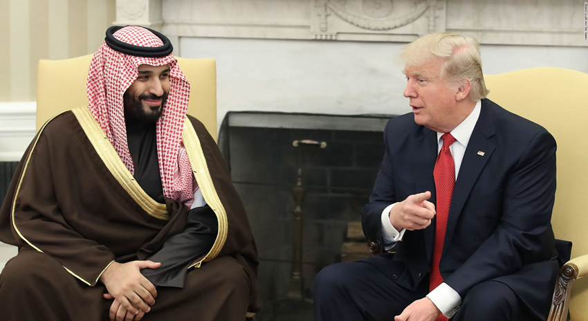 Photo of سعودی عرب مدد نہ کرتا تو اسرائیل کو مشکلات کا سامنا کرنا پڑتا، امریکی صدر