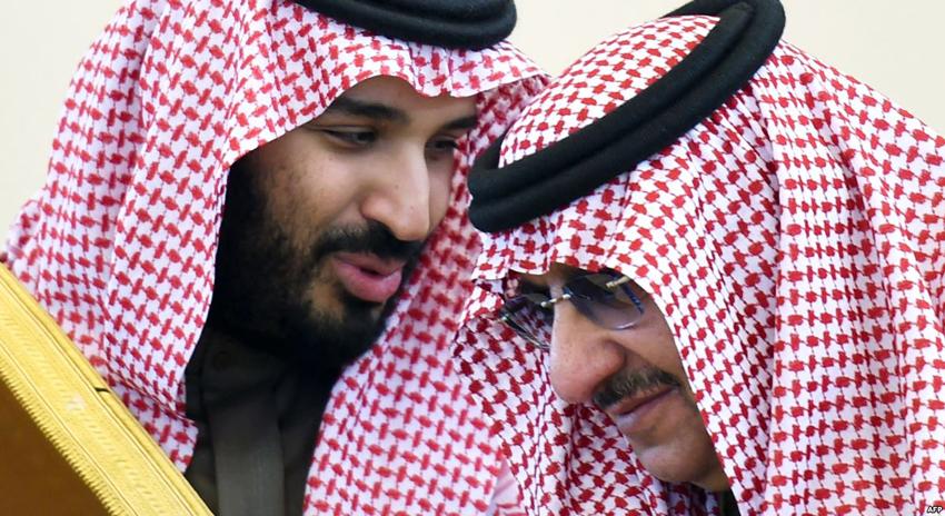 Photo of بادشاہت کس کا حق؟ سعودی شاہی خاندان میں جوڑ توڑ