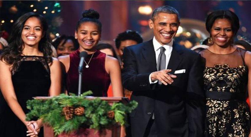 Photo of شادی کے ابتدائی سالوں میں حاملہ نہیں ہوپارہی تھی تو اوباما نے مشورہ دیا