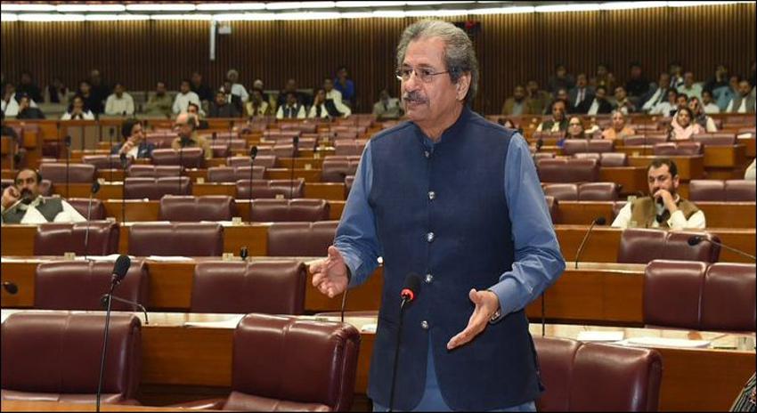 Photo of آسیہ بی بی کیس: ملکی تاریخ میں پہلی مرتبہ ایک وزیراعظم نے اسٹینڈ لیا ہے، شفقت محمود