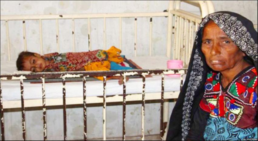 Photo of تھر میں غذائی کمی و دیگر امراض کے باعث مزید 4 بچے لقمہ اجل بن گئے
