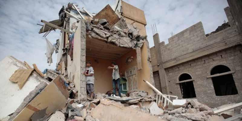 Photo of یمن میں خانہ جنگی، تین ماہ کے دوران 1500 عام شہری ہلاک