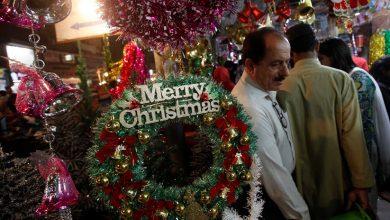 Photo of پاکستان سمیت دنیا بھر میں مسیحی برادری آج جوش و خروش کے ساتھ کرسمس منا ہی ہے