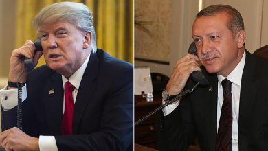 Photo of ہم اپنا کام کرچکے، اب شام آپ کے حوالے، آپ ہی داعش کا خاتمہ کرسکتے ہیں، ٹرمپ کا اردگان کو فون