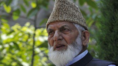 Photo of بھارتی حکمران کشمیر میں تمام اخلاقی اقدار کھوچکے ہیں، سید علی گیلانی