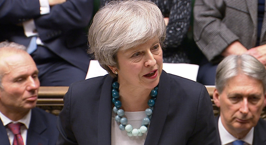 Photo of برطانوی وزیراعظم نے بریگزٹ پر آج ہونے والی ووٹنگ مؤخر کردی