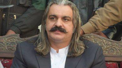 علی امین گنڈاپور