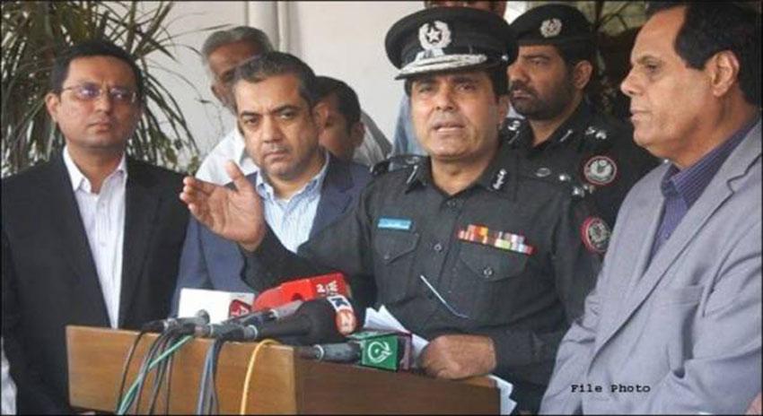 Photo of پولیس چیف کراچی امیر شیخ کا چینی قونصلیٹ پر حملے کے کئی سہولت کاروں کی گرفتاری کا دعویٰ