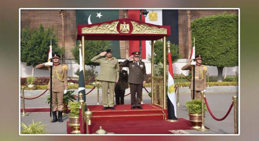 Photo of آرمی چیف جنرل قمر جاوید باجوہ سرکاری دورے پر مصر پہنچ گئے ،عسکری قیادت سے ملاقاتیں
