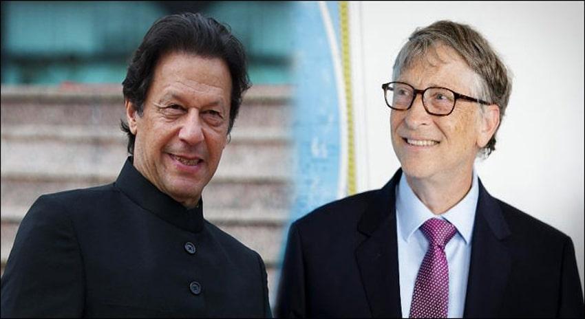 Photo of بل گیٹس نے وزیراعظم عمران خان کی دورہ پاکستان کی دعوت قبول کرلی