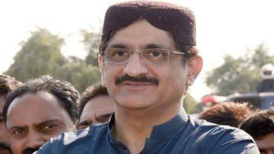 Photo of مجھے علی رضا عابدی کے قاتل فوری گرفتار کرکے رپورٹ کریں، وزیراعلیٰ سندھ