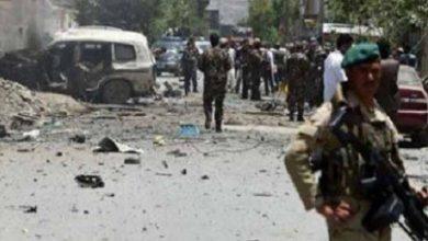 Photo of افغان صوبے لوگر  کے گورنر کے قافلے پر خودکش حملہ، گورنر محفوظ