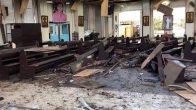 Photo of فلپائن مسجد میں دھماکہ، 27 افراد جانبحق