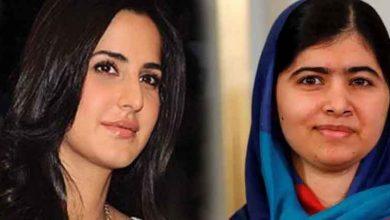 Photo of ملالہ کے مداحوں کی فہرست میں کترینہ کیف بھی شامل