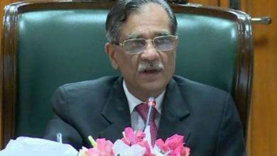 Photo of 'آپ کو کام نہیں کرنا تو حکومت چھوڑ دیں'، چیف جسٹس سندھ حکومت پر برہم