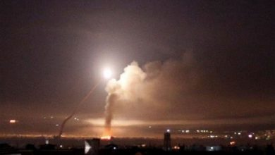 Photo of شام پر اسرائیلی بمباری، شامی فضائیہ کی بروقت کاوائی نے ناکام بنادی