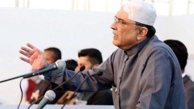 Photo of کٹھ پتلی وزیراعظم میں حوصلہ نہیں کہ سیاسی میدان میں ہمارا مقابلہ کریں، آصف زرداری