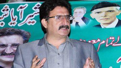 Photo of تحریک انصاف کی حکومت کا کوئی ویژن نہیں، یہ لوگوں کے جذبات سے کھیلتے ہیں، وزیر اطلاعات آزاد کشمیر