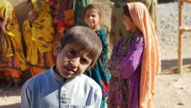 Photo of بلوچستان میں بچوں کو شدید غذائی قلت کا سامنا