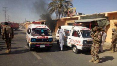 Photo of لورالائی، ڈی آئی جی آفس پر خودکش حملہ، 9 اہلکار شہید، 20 افراد زخمی
