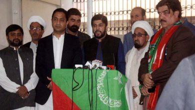 Photo of پی ایس 94 کا ضمنی انتخاب، ایم ڈبلیو ایم کراچی نے پی ٹی آئی امیدوار کی حمایت کا اعلان کردیا