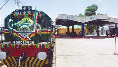Photo of پاکستان ریلوے نے ایران سے ملانے والی پٹڑی کی مرمت کا کام تیز کر دیا