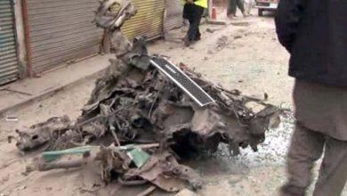 Photo of پشاور کےعلاقے کالی باڑی میں دھماکا، 6 افراد زخمی