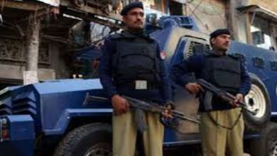 Photo of بغدادی پولیس کی کارواٸی مفرور ٹارگٹ کلر گرفتار متعدد جراٸم کی وارداتوں میں ملوث مفرور ٹارگٹ کلر