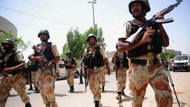 Photo of کراچی: رینجرز نے ملیر ماڈل کالونی سے قتل کے 3 ملزمان گرفتار کرلیے