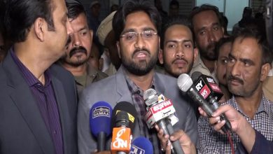 Photo of پی ایس 94 پر ضمنی انتخاب، ایم کیو ایم کے سید ہاشم رضا نے میدان مار لیا