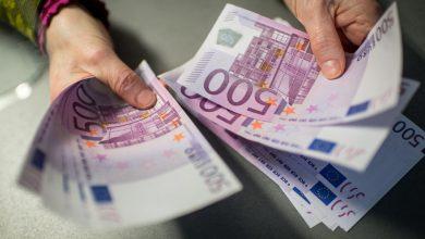 Photo of اسپین میں کرپشن اور دہشتگردی روکنے کیلئے 500 یورو کے نوٹ پر پابندی