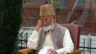 Photo of کشمیر کی موجودہ تحریک شہداء کی قربانیوں سے مقدس بن گئی ہے، سید علی گیلانی
