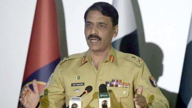 Photo of اگر جنگ مسلط کی گئی تو پہلا ردعمل اپنا دفاع ہوگا اور اس بارفوجی ردعمل مختلف قسم کا ہوگا، میجر جنرل آصف غفور