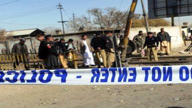 Photo of ڈی آئی خان میں پولیس وین پر نامعلوم دہشتگردوں فائرنگ سے 4 اہلکار شہید