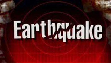 Photo of کراچی میں زلزلے کے جھٹکے، شدت 2.9 ریکارڈ