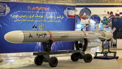 Photo of ایران کا 1300 کلومیٹر کا فاصلہ طے کرنیوالے کروز میزائل کا کامیاب تجربہ