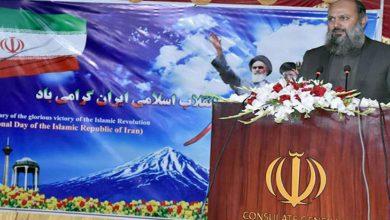 Photo of روح اللہ خمینی اس تاریخ ساز شخصیت کا نام ہے جس نے انقلاب کی جنگ استقامت کیساتھ لڑی، جام کمال