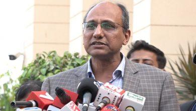 Photo of سلیکٹڈ وزیراعظم کا کردار صرف کٹھ پتلی جیسا ہے، سعید غنی