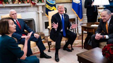 Photo of صدر ڈونلڈ ٹرمپ اور اپوزیشن کے درمیان شٹ ڈاؤن کے خاتمے کیلئے معاہدے پر اتفاق