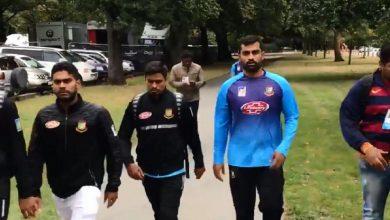 Photo of نیوزی لینڈ میں مساجد پر فائرنگ، بنگلادیشی کرکٹ ٹیم حملے میں بال بال بچ گئی